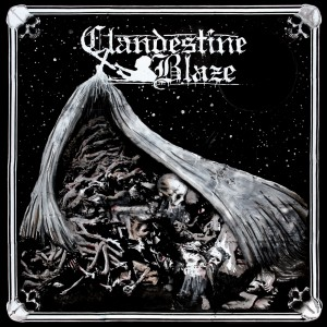 CLANDESTINE BLAZE - Tranquility Of Death CD