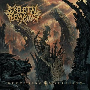 Skeletal Remains - Devouring Mortality CD
