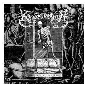 Kaos Sacramentum - Förneka Den Fysiska Lekamen DIGI CD