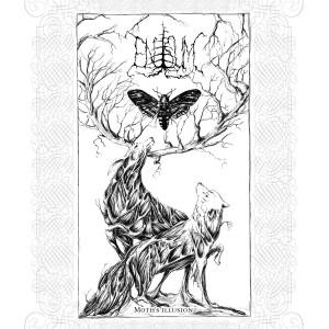 ENISUM - The Moth's Illusion DIGI CD