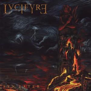 LVCIFYRE - Sun Eater CD