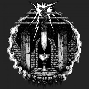 CORPSESSED - The Dagger and The Chalice CD