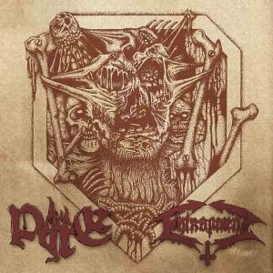 PYRE / ENTRAPMENT split CD