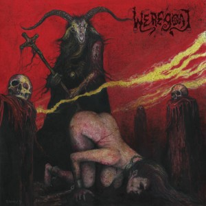 WEREGOAT - Slave Bitch of the Black Ram Master CD