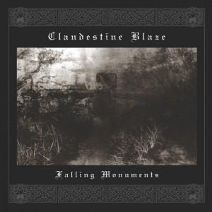 CLANDESTINE BLAZE - Falling Monuments LP