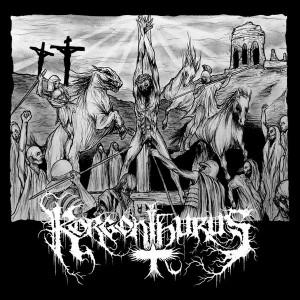 Korgonthurus – Korgonthurus / Ristillä Mädäntyen LP