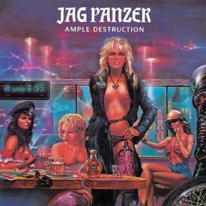 JAG PANZER - Ample Destruction LP (VIOLET)