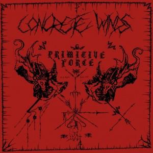 CONCRETE WINDS - Primitive Force CD