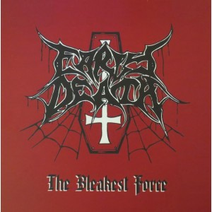 Early Death - The Bleakest Force CD