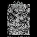 Sempiternal Dusk - Cenotaph of Defectuous Creation LP (SILVER/BLACK)