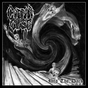COFFIN CURSE - Into the Dark CD