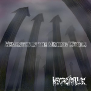 NECROPHILE - Mementos in the Misting Woods CD