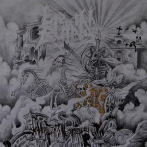 LIE IN RUINS - Towards Divine Death CD