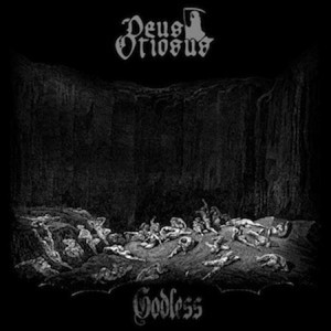 DEUS OTIOSUS - Godless CD