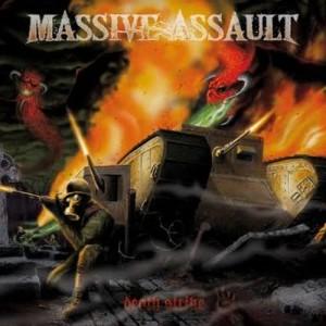 MASSIVE ASSAULT - Death Strike CD