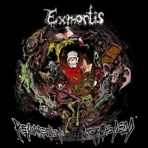 EXMORTIS - Resurrection..Book of the Dead CD