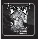 MORGION - God of Death & Disease CD