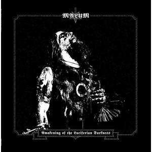 MALUM - Awakening Of The Luciferian Darkness CD