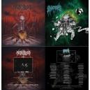 NECROBLOOD / PSYCHOMORPHIS LP