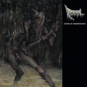 Triumvir Foul - Urine of Abomination LP (BLACK)