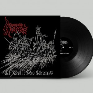 Gospel of the Horns - A Call to Arms LP (BLACK)