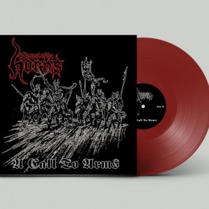 Gospel of the Horns - A Call to Arms LP (ltd RED)