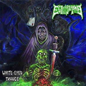 ECTOPLASMA - White-Eyed Trance CD
