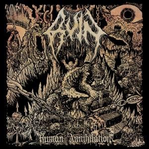 RUIN - Human Annihilation CD