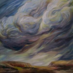CHAPEL OF DISEASE - And As We LP (DARK BLUE)