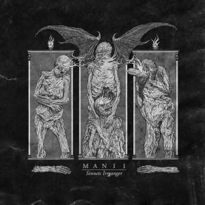 MANII - Sinnets Irrganger LP lim150 (DARK/BLUE)