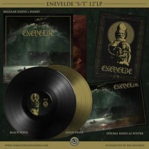 Enevelde - Enevelde LP (BLACK)