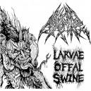 ABHOMINE - Larvae Offal Swine LP(WHITE)