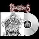 KERASPHORUS - Necronaut + Cloven Hooves LP (WHITE)