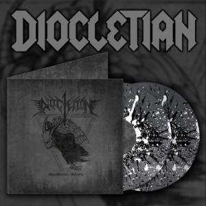 DIOCLETIAN - annihilation rituals 2LP (GREY SPLATTER)