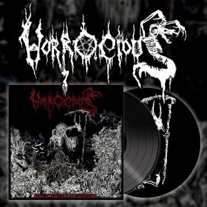 HORROCIOUS - Obscure Dominance Of Nothingness LP