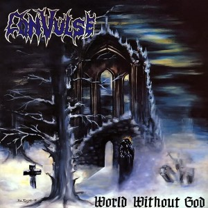 CONVULSE - World Without God 2LP (RED)