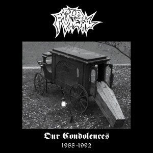 OLD FUNERAL - Our Condolences 2LP (SILVER)