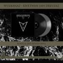 Wulkanaz - Kwetwan Jah Dreuzaz LP (SILVER)