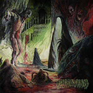 Chaotian - Festering Excarnation CD