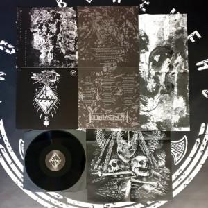 Heresiarch / Antediluvian LP
