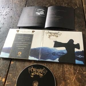 Macabre Omen - Anamneses DIGI CD