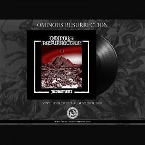 Ominous Resurrection - Judgement LP