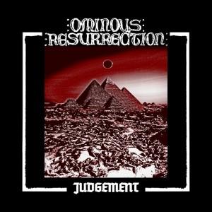 Ominous Resurrection - Judgement CD