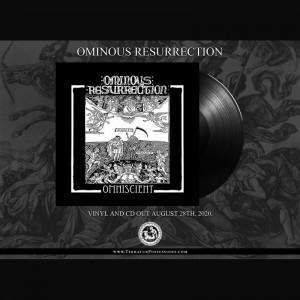 Ominous Resurrection - Omniscient LP