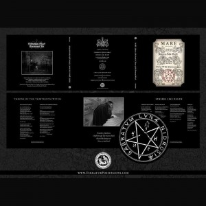 MARE - Spheres Like Death & Throne Of The Thirteenth Witch DIGI CD