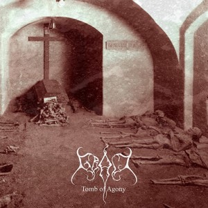 GRAV - Tomb of Agony CD