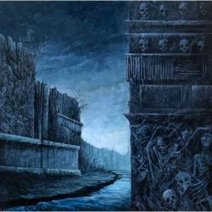 TEMPLE NIGHTSIDE - The Hecatomb LP