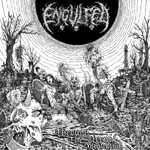 ENGULFED - Through the Eternal Damnation MCD